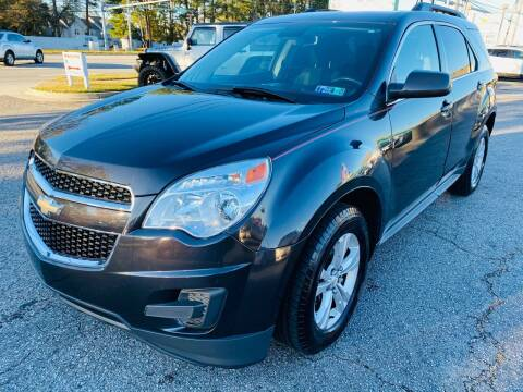 2013 Chevrolet Equinox for sale at VENTURE MOTOR SPORTS in Virginia Beach VA