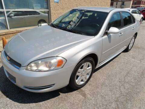 2014 Chevrolet Impala Limited for sale at Southern Auto Solutions - 1st Choice Autos in Marietta GA