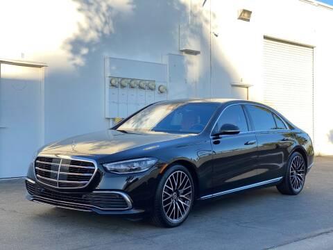 2021 Mercedes-Benz S-Class for sale at Corsa Exotics Inc in Montebello CA