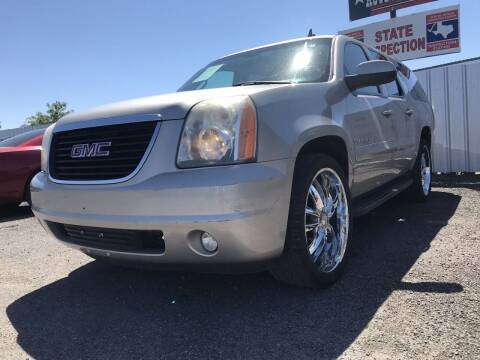 2007 GMC Yukon XL for sale at Texas Country Auto Sales LLC in Austin TX