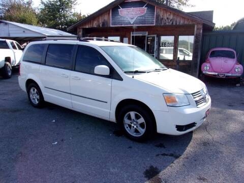 2010 Dodge Grand Caravan for sale at LEE AUTO SALES in McAlester OK