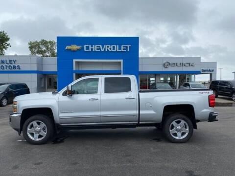 2015 Chevrolet Silverado 2500HD for sale at Finley Motors in Finley ND
