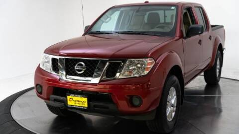 2017 Nissan Frontier for sale at AUTOMAXX MAIN in Orem UT