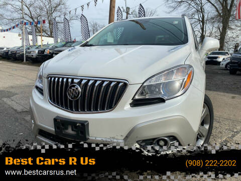 2013 Buick Encore for sale at Best Cars R Us in Plainfield NJ