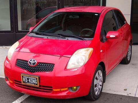 2008 Toyota Yaris for sale at MAGIC AUTO SALES in Little Ferry NJ