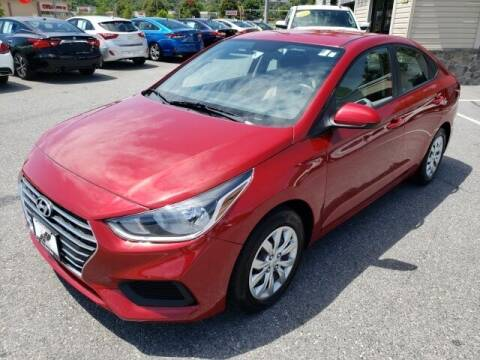 2019 Hyundai Accent for sale at Hi-Lo Auto Sales in Frederick MD
