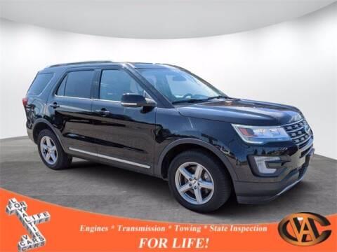 2017 Ford Explorer for sale at VA Cars Inc in Richmond VA