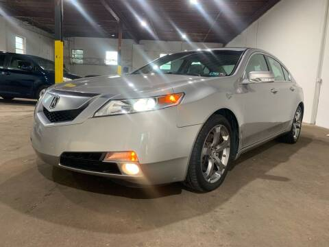 2011 Acura TL for sale at International Auto Sales in Hasbrouck Heights NJ