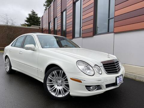 2007 Mercedes-Benz E-Class for sale at DAILY DEALS AUTO SALES in Seattle WA
