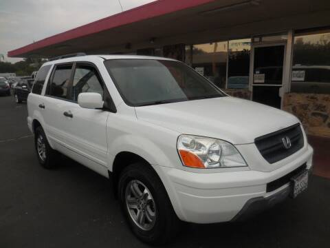 2005 Honda Pilot for sale at Auto 4 Less in Fremont CA