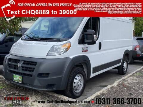 2014 RAM ProMaster Cargo for sale at CERTIFIED HEADQUARTERS in Saint James NY