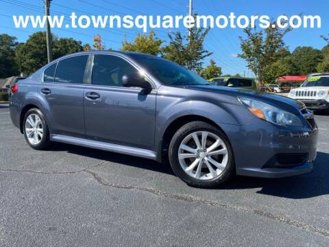 2014 Subaru Legacy for sale at Town Square Motors in Lawrenceville GA