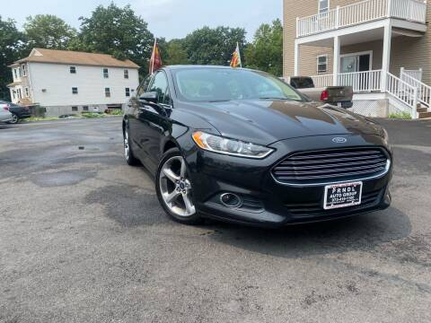 2015 Ford Fusion for sale at PRNDL Auto Group in Irvington NJ