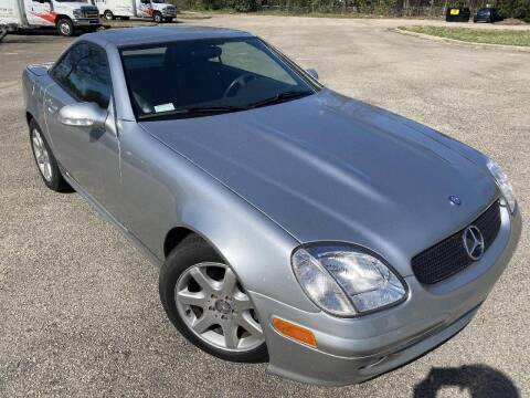 2001 Mercedes-Benz SLK for sale at The Auto Depot in Raleigh NC