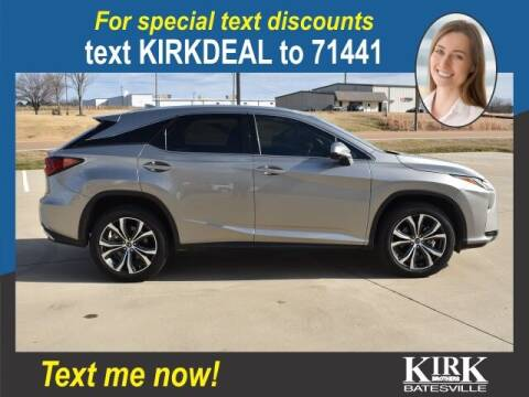 2019 Lexus RX 350 for sale at Kirk Brothers Batesville in Batesville MS