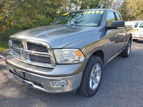 2011 RAM Ram Pickup 1500 for sale at CENTRAL AUTO GROUP in Raritan NJ