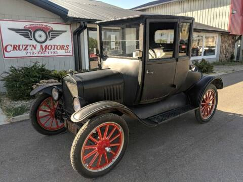2019 Ford Model T for sale at CRUZ'N MOTORS - Classics in Spirit Lake IA