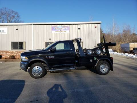 2015 RAM Ram Chassis 4500 for sale at GRS Auto Sales and GRS Recovery in Hampstead NH