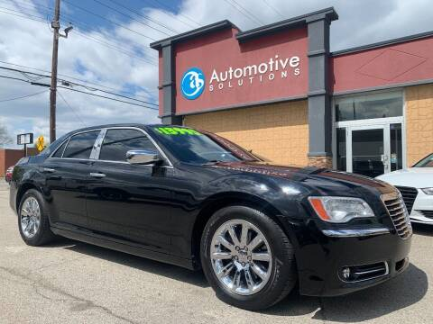 2013 Chrysler 300 for sale at Automotive Solutions in Louisville KY