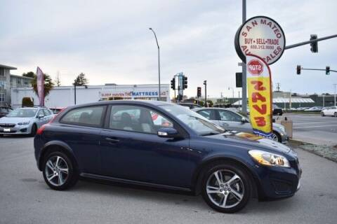 2013 Volvo C30 for sale at San Mateo Auto Sales in San Mateo CA