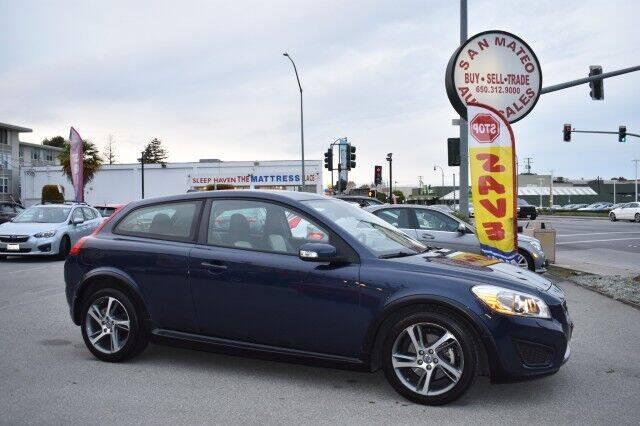 2013 Volvo C30 for sale at San Mateo Auto Sales in San Mateo CA