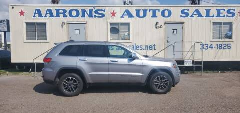 2017 Jeep Grand Cherokee for sale at Aaron's Auto Sales in Corpus Christi TX