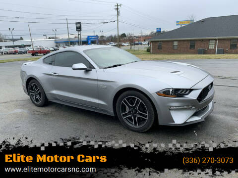 2020 Ford Mustang for sale at Elite Motor Cars in Burlington NC