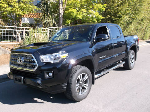 2017 Toyota Tacoma for sale at Eastside Motor Company in Kirkland WA