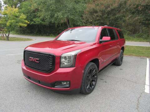 2015 GMC Yukon XL for sale at Pristine Auto Sales in Monroe NC