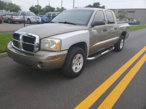 2006 Dodge Dakota for sale at Carlando in Lakeland FL