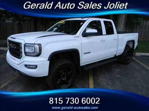 2017 GMC Sierra 1500 for sale at Gerald Auto Sales in Joliet IL