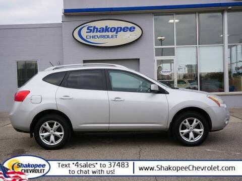 2009 Nissan Rogue for sale at SHAKOPEE CHEVROLET in Shakopee MN