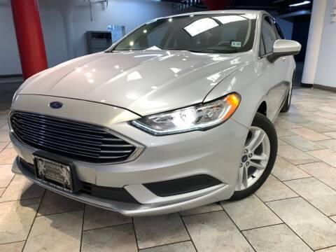 2018 Ford Fusion for sale at EUROPEAN AUTO EXPO in Lodi NJ