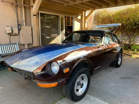 1973 Datsun 240Z for sale at Dodi Auto Sales in Monterey CA