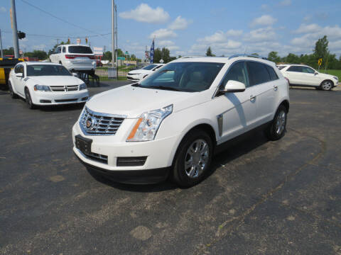 2014 Cadillac SRX for sale at A to Z Auto Financing in Waterford MI