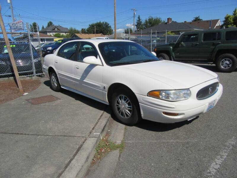 2005 Buick LeSabre for sale at Car Link Auto Sales LLC in Marysville WA