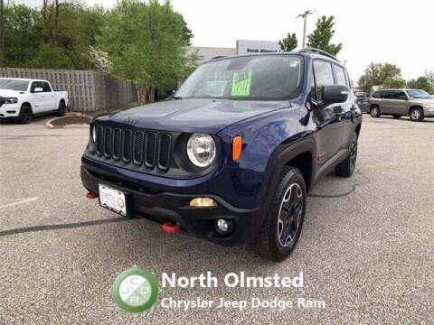 2017 Jeep Renegade for sale at North Olmsted Chrysler Jeep Dodge Ram in North Olmsted OH