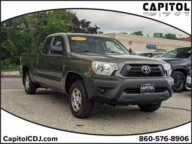 2015 Toyota Tacoma for sale in Willimantic, CT