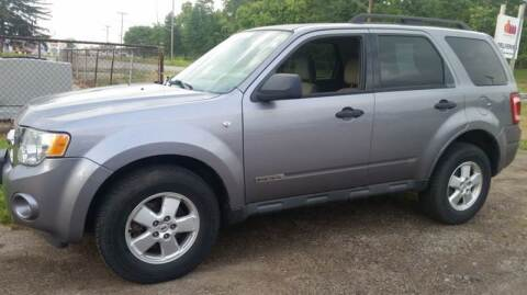 2008 Ford Escape for sale at Superior Auto Sales in Miamisburg OH