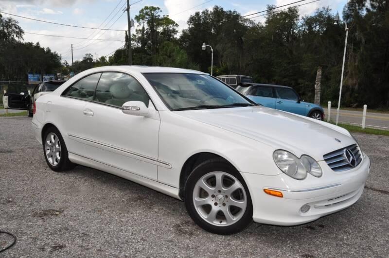 2004 Mercedes-Benz CLK for sale at Elite Motorcar, LLC in Deland FL