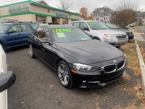 2013 BMW 3 Series for sale at Car VIP Auto Sales in Danbury CT