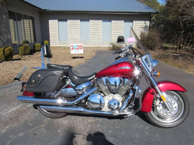 2005 Honda VTX for sale at Blue Ridge Riders in Granite Falls NC