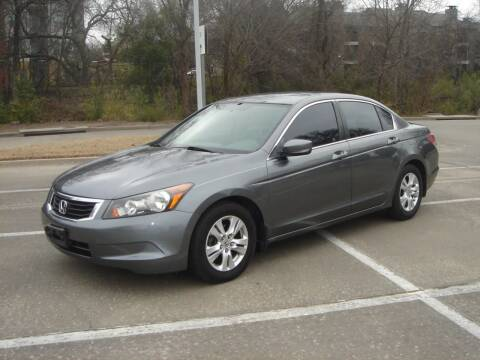 2008 Honda Accord for sale at ACH AutoHaus in Dallas TX