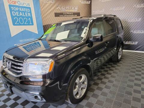 2014 Honda Pilot for sale at X Drive Auto Sales Inc. in Dearborn Heights MI
