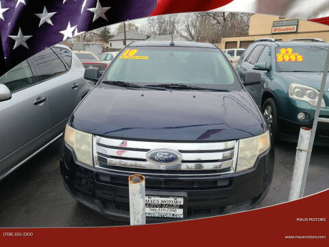 2008 Ford Edge for sale at MAUS MOTORS in Hazel Crest IL