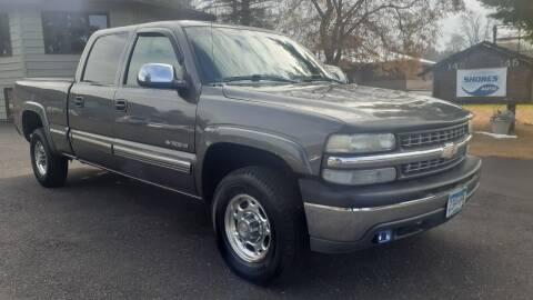 2001 Chevrolet Silverado 1500HD for sale at Shores Auto in Lakeland Shores MN