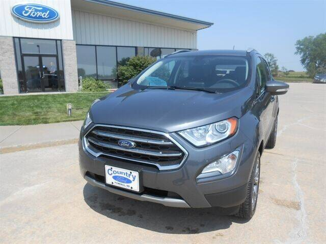 2021 Ford EcoSport for sale in Tyndall, SD