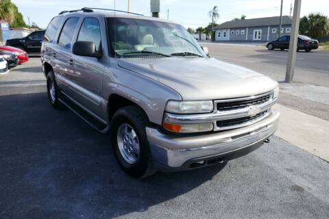 2000 Chevrolet Tahoe for sale at J Linn Motors in Clearwater FL