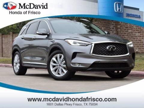 2019 Infiniti QX50 for sale at DAVID McDAVID HONDA OF IRVING in Irving TX