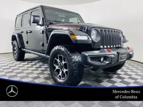 2018 Jeep Wrangler Unlimited for sale at Preowned of Columbia in Columbia MO